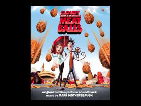 19 The Food Storm - Mark Mothersbaugh - Cloudy With a Chance of  Meatballs