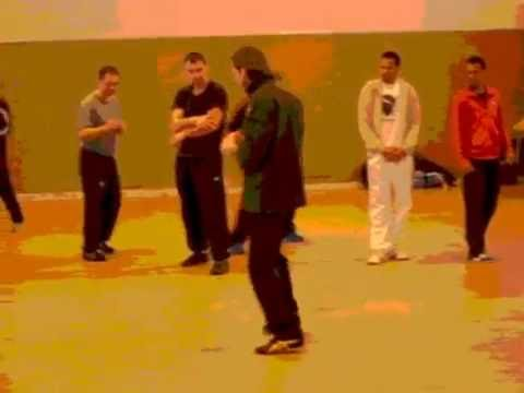 JUN FAN JEET KUNE DO   Stage Francia Image 1