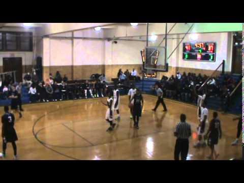 Abington Friends School vs West Catholic Boys Basketball 12/27/13 quarter 4 - 05/31/2014