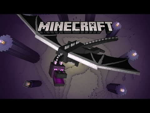The New MCPE Update   The Ender Update   Official Trailer