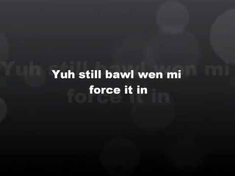 Vybz Kartel Virginity Lyrics video