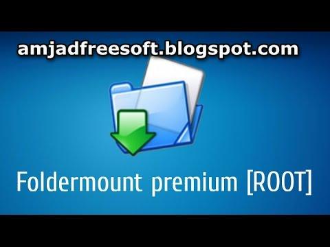 FolderMount Premium на Андроид скачать без регистрации