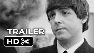 A Hard Day's Night Official Remastered Trailer (2014) - The Beatles Movie HD