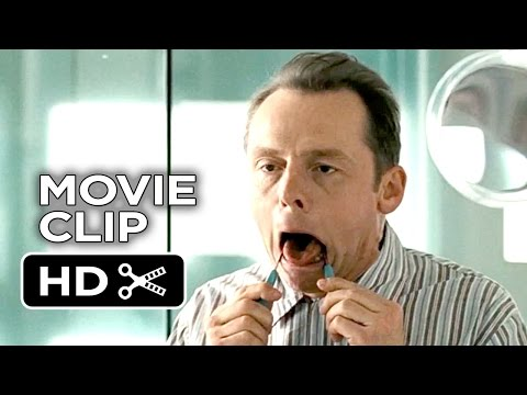 Hector and the Search For Happiness Movie CLIP - Meet Hector (2014) - Simon Pegg Movie HD