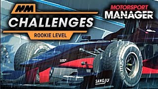 NEW DLC! SPRINKLERS MID-RACE CHALLENGE! | Motorsport Manager PC DLC Gameplay