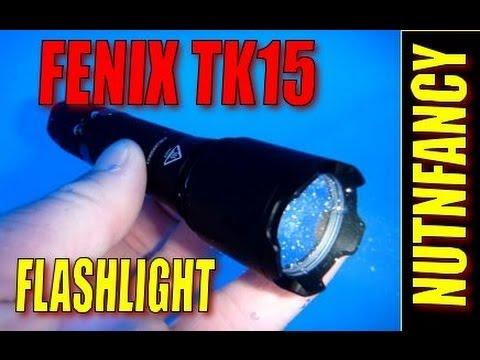 Fenix TK15: