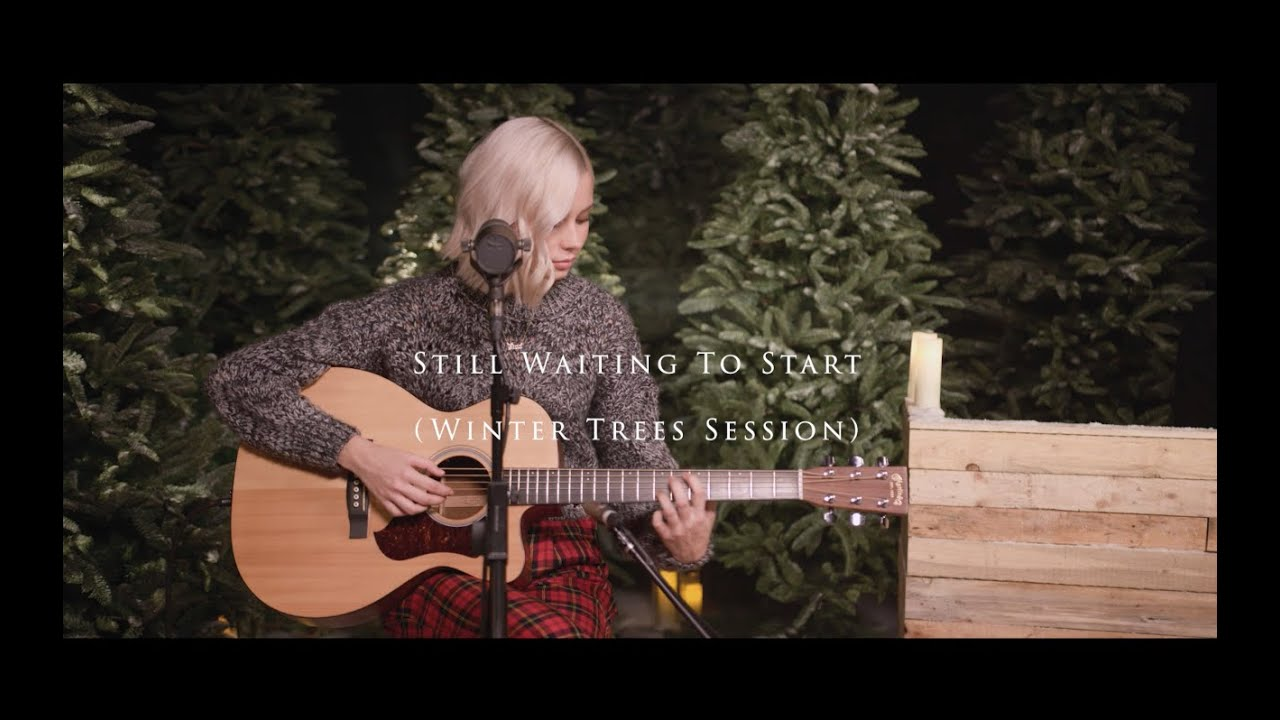 "Nina Nesbitt - ""Still Waiting To Start (Winter Trees Session)""の映像を公開 新譜「The Sun Will Come Up, The Seasons Will Change & The Flowers Will Fall」(deluxe album)2019年11月22日配信開始 thm Music info Clip"