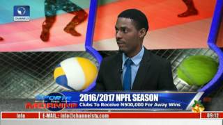 Sports This Morning: Analysing New Policies In The NPFL League Ahead New Season