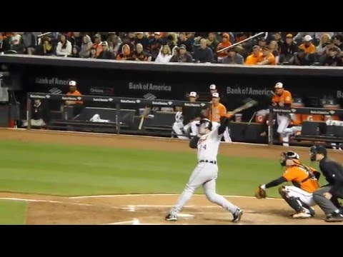 Detroit Tigers - Miguel Cabrera Home Run 05/14/2016