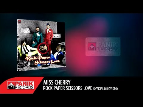 Miss Cherry - Rock Paper Scissors Love | Official Lyric Video