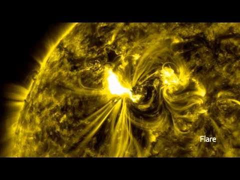 NASA   The Difference Between CMEs and Solar Flares