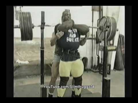 Motivational Weight Training Video