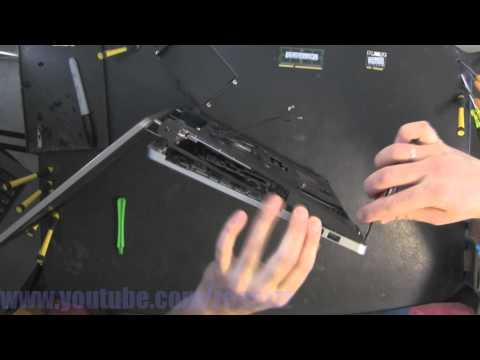HP PROBOOK 4530S take apart video. disassemble. how to open disassembly
