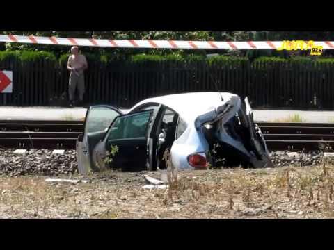 Wypadek Z Pendolino. Pociąg Uderzył W Samochód Osobowy