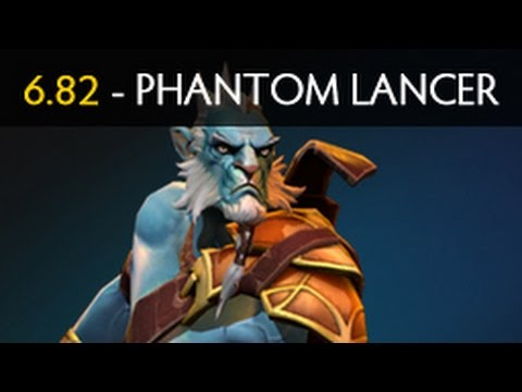 Dota 2 - 6.82 Phantom Lancer (Hero Spotlight)