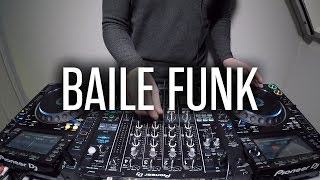 Ouça Moombahton Baile Funk x R&B The Best of Baile Funk 2018 by Adrian Noble