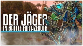 Der Jäger in Battle for Azeroth [Vorschau]
