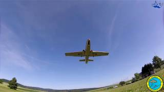 Chasing a big Rc Jet