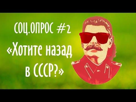 Хочешь СССР обратно? Интервью-опрос прохожих от 23.11.16. Часть 2.