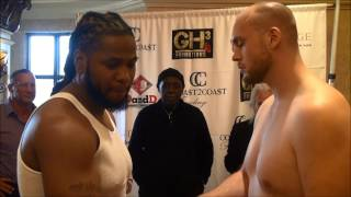 Smith Gabejan weigh in