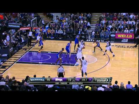 Top 10 NBA Crossovers: February 2014