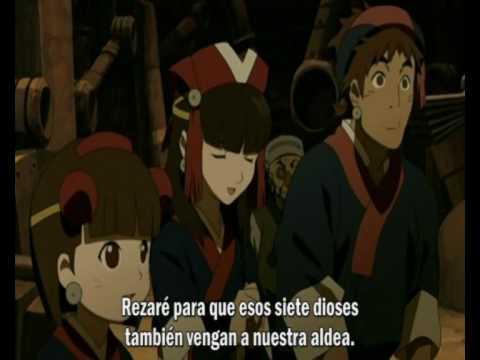 Samurai Seven 5 (2/3) Spanish sub