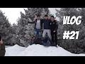Antalyalılar kar görünce... (Denizli vol. 1) | VLOG #21