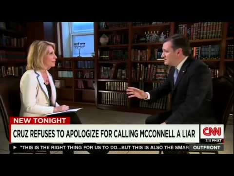 Ted Cruz on apologizing to Mitch McConnell: 'Ain't gonna happen'