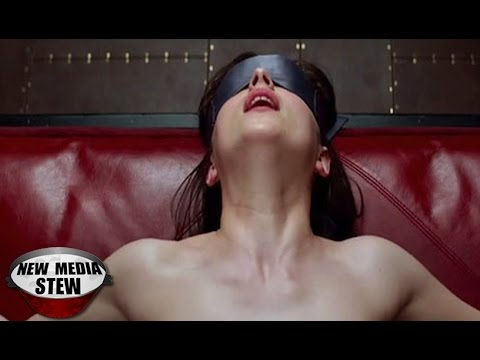 Fifty Shades Of Grey New Teaser & Jamie Dornan Talks Sex Scenes For Valentine's Day Release video