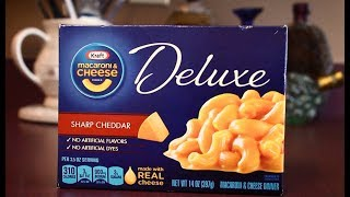 How to make Kraft Macaroni & Cheese Deluxe
