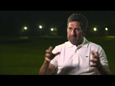 Sky Sports News Interviews Jose Maria Olazabal