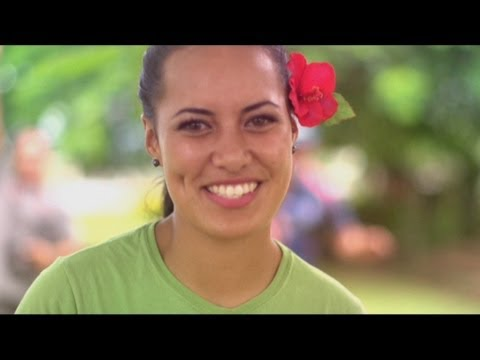 Polyfest 2013 Samoa Hosted By Miss South Pacific 2012-13 Janine Tuivaiti