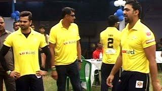 Dev, Jishu, Abir are Playing 'Funtastic Sunday' Cricket l Real Fun-moment