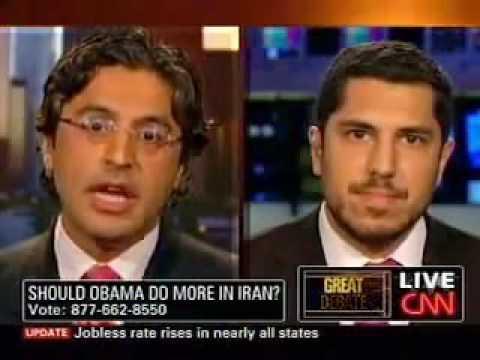 CNN: Reza Aslan Iran Debate