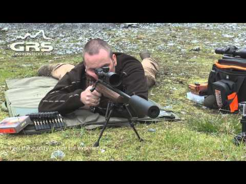 GRS Blaser R8 7mm Blaser Magnum Part II