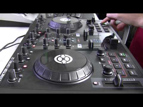 Review: Traktor Kontrol S2 by Native Instruments [Making of Christmix Christmas Dubstep]