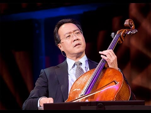 Nancy Hanks Lecture 2013: Yo-Yo Ma