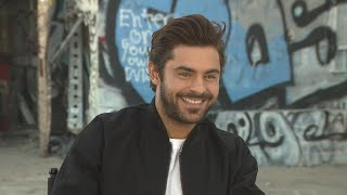 Download lagu Zac Efron Dishes on His Intense Ted Bundy and 'Beach Bum' Transformations! (Exclusive) gratis