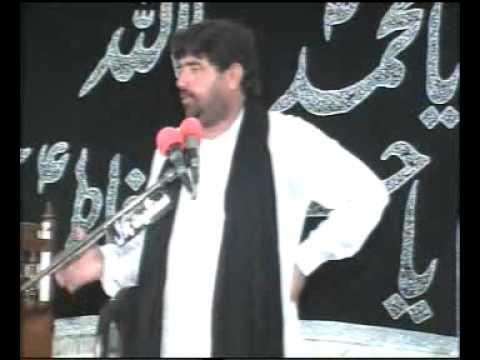 Zakir Amir Abbas Rabani Yadgar Majlis 2011 Part 1 At Hussain Abad Munara video