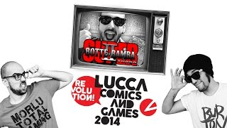 SUPER BOTTE&BAMBA II - TURBO LIVE @ LUCCA 2014