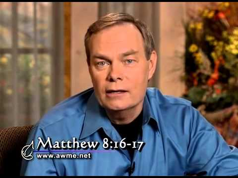 Andrew Wommack: God Wants You Well - Week 3 - Session 3