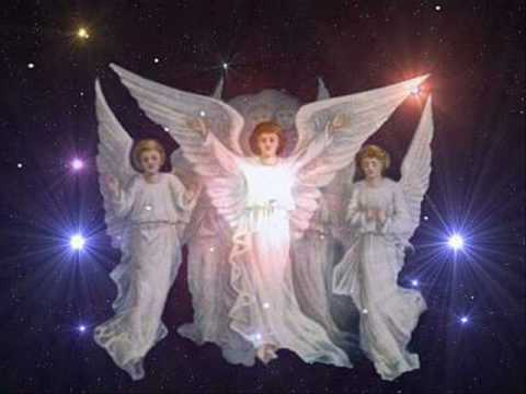 ANGELES CANTANDO ALELUYAH. wmv  testimonio