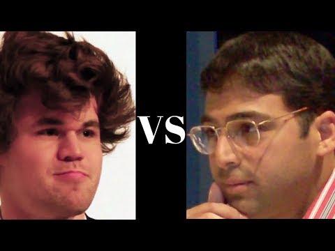 World Chess Championship Game 10 Live commentary - Magnus Carlsen vs Vishy Anand
