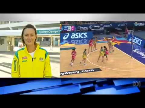 Video 4:39          Netball Australia Diamonds World Cup