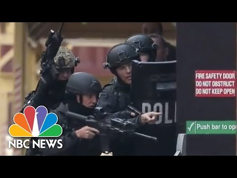 Sydney Hostage Crisis Ends With 3 Dead | NBC News