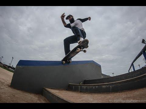 Skateparks del West - Skateboarding Panama