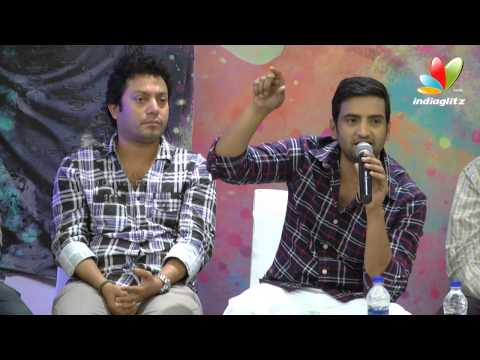 Santhanam clarifies on his controversial speeches | Vallavanukku...