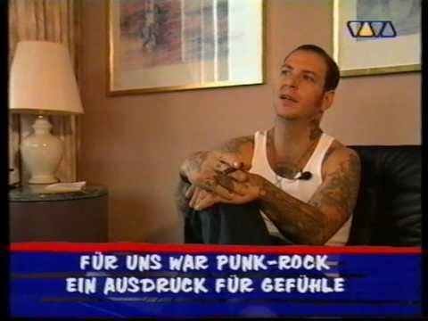 Social Distortion Mike Ness interview Wah Wah Special 1996 German TV