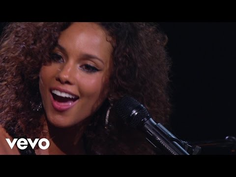 Alicia Keys - How Come You Dont Call Me Anymore Live