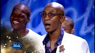 Going for gold and living his truth! – PTA Highlight | Idols SA | Mzansi Magic
